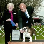 March 20, 2011 - Gogo won WB at the Del Sur Kennel Club (Vallejo, CA) under Judge Mrs. Gloria Geringer. Handler Jay Serion.